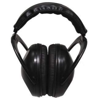 Kapselgehörschutz Universal schwarz