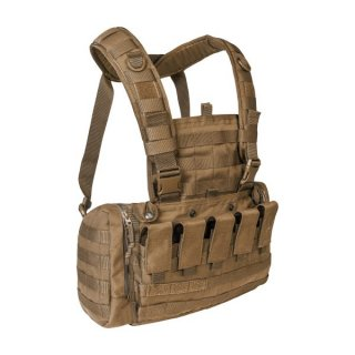 Chest Rig MKII M4 Tasmanian Tiger (Coyote Brown)