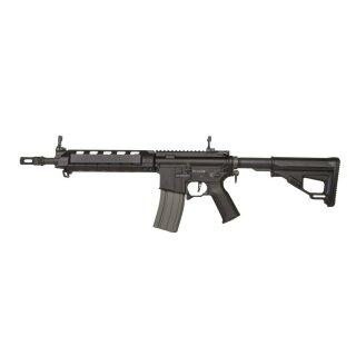 Gewehr Amoeba M4 AMMS Schwarz 6mmBB SAEG ab18