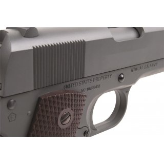 Pistole Colt 1911 Parkerized 6mmBB Co2BB ab18