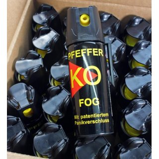Pfefferspray KO (Fog,50 ml)