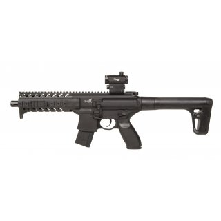 Gewehr Sig Sauer MPX 4,5mmDiabolo Co2Nbb ab18 inkl. Red Dot