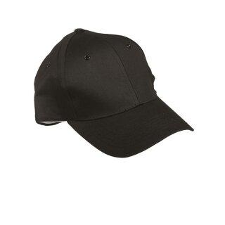 Cap Baseball Schwarz One Size