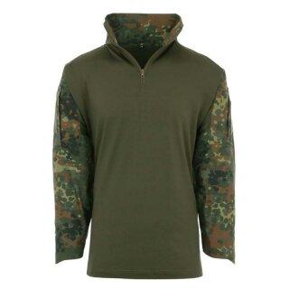 Tactical-Shirt UBAC Flecktarn (XS)