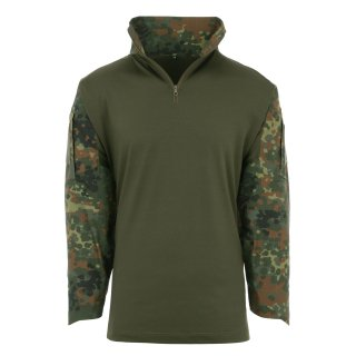 Tactical-Shirt UBAC Flecktarn (S)