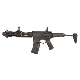 Gewehr Amoeba M4 013 Schwarz EFCS 6mmBB ab18