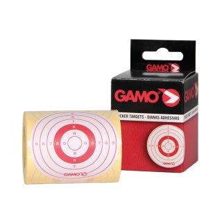Zielscheiben Sticker Gamo 150Stck