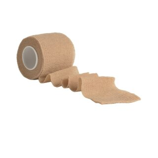 Tarnband Selbsthaftend 5cm x 4,5m (Coyote)