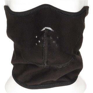 Thermo-Kälteschutzmaske schwarz MFH