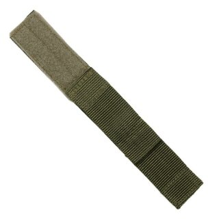 Military Uhrenarmband Nylon (Grün)