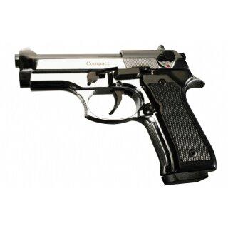 Pistole Firat Compact Chrom 9mmPAK ab18