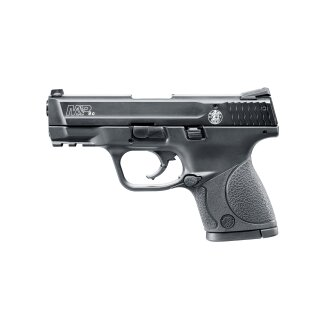 Pistole  Smith & Wesson M&P 9c 9mmPAK  Schwarz ab18