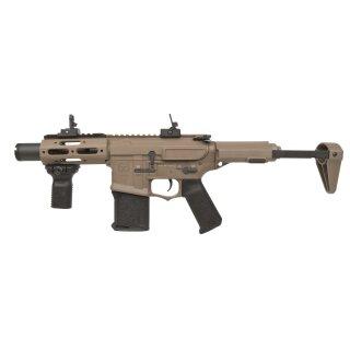 Gewehr Amoeba M4 015 Dark Earth EFCS 6mmBB SAEG ab18