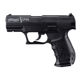 Luftpistole Walther CP99 Schwarz 4,5mmDiabolo Co2NBB ab18