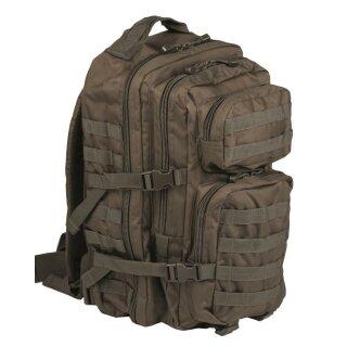 Rucksack US Assault Pack LG (Oliv)