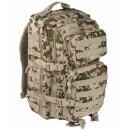 Rucksack US Assault Pack LG (Tropentarn)