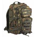 Rucksack US Assault Pack LG (Flecktarn)