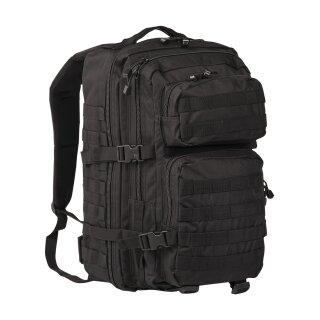 Rucksack US Assault Pack LG (Schwarz)