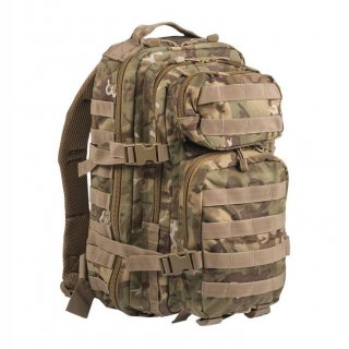 Rucksack US Assault Pack SM Mil-Tec (Arid WL)