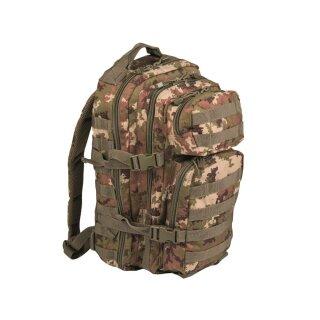 Rucksack US Assault Pack SM (Vegetato WL)