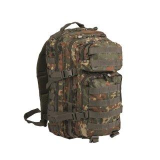 Rucksack US Assault Pack SM (Flecktarn)