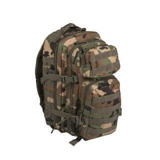 Rucksack US Assault Pack SM (Woodland)