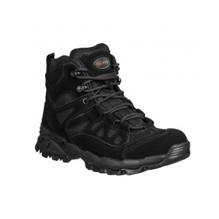Stiefel Squad Boots 5Inch Schwarz EU45 UK11 US12