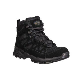 Stiefel Squad Boots 5Inch Schwarz EU46 UK12 US13