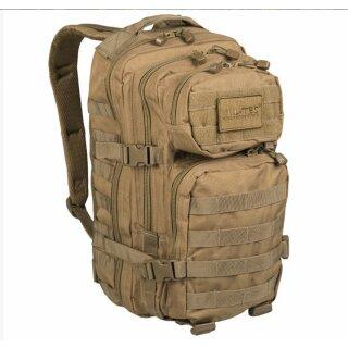 Rucksack US Assault Pack SM (Coyote)