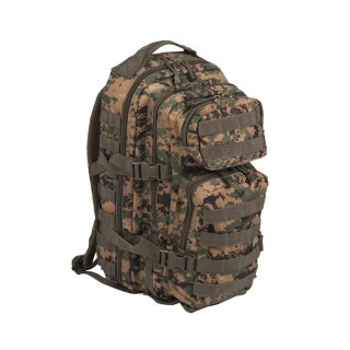 Rucksack US Assault Pack SM Mil-Tec (Digital WL)
