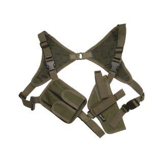 Schulterholster Cordura (Oliv)