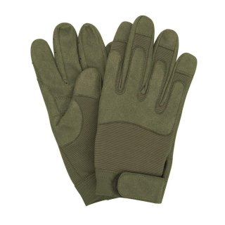 Handschuhe Army Gloves Mil-Tec (Oliv,S)