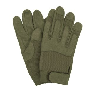 Handschuhe Army Gloves (Oliv,S)