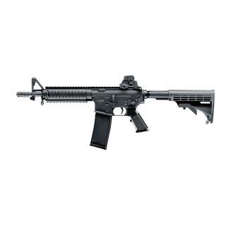 Gewehr TM4 RIS T4E Cal .43 Co2BB ab18