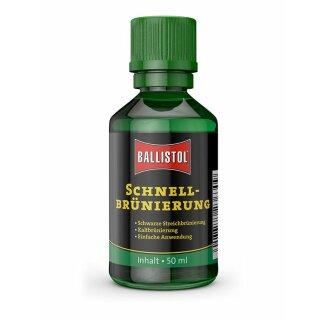 Schnellbrünierung Ballistol 50ml