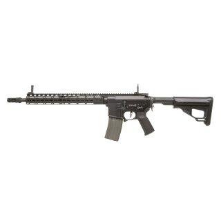 Gewehr Amoeba Pro Octarms M4-KM13 Schwarz 6mmBB SAEG ab18