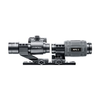 Red Dot Walther Evolution Pointsight inkl. Magnifier 22mm