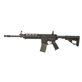 Gewehr Amoeba M4 AMSL Schwarz 6mmBB SAEG ab18