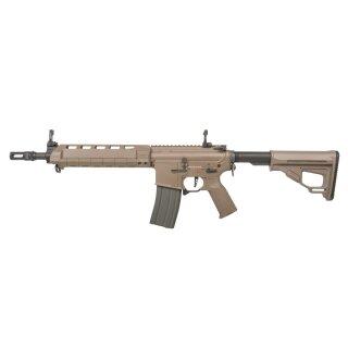Gewehr Amoeba M4 AMMS Dark Earth 6mmBB SAEG ab18