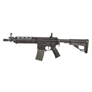 Gewehr Amoeba M4 AMSS Schwarz 6mmBB SAEG ab18