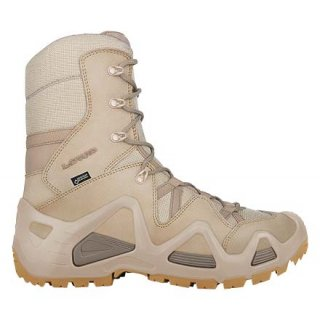 Stiefel Lowa Zephyr GTX Hi TF Desert EU41,5 UK7,5 US8,5 bcf