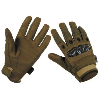 Handschuhe Tactical Mission (Coyote,M)