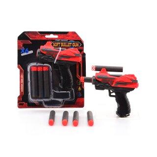 Shooter Serve & Protect Starter Mini + 6 Pfeile
