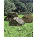 Zelt 2 Pers. Mini Pack Standard (Flecktarn) 205x145x100cm