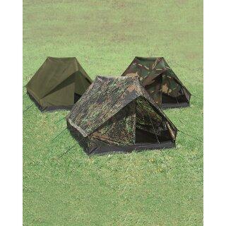 Zelt 2 Pers. Mini Pack Super (Oliv) 205x145x100cm