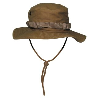 US GI Boonie Rip Stop (Coyote Tan,M)