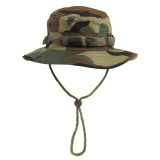 US GI Boonie Rip Stop (Woodland,S)
