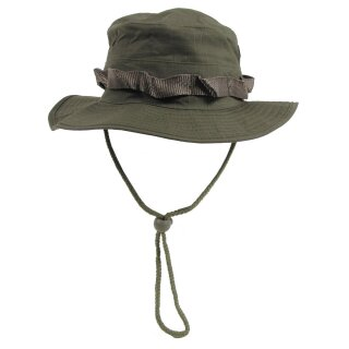 US GI Boonie Rip Stop (Oliv,S)