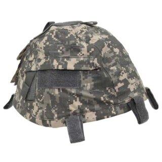 Helmbezug mit Taschen, größenverstellbar (AT-digital)