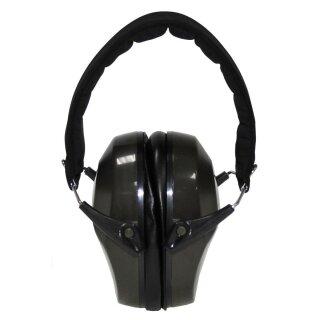 Gehörschutz klappbar Universal Oliv